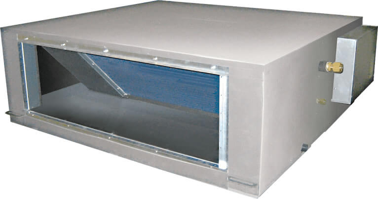 Fresh-air duct unit