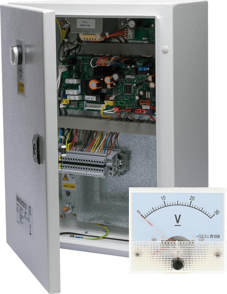 Valve kit 0–10 V